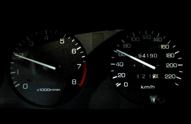 Prędkość na polskich drogach