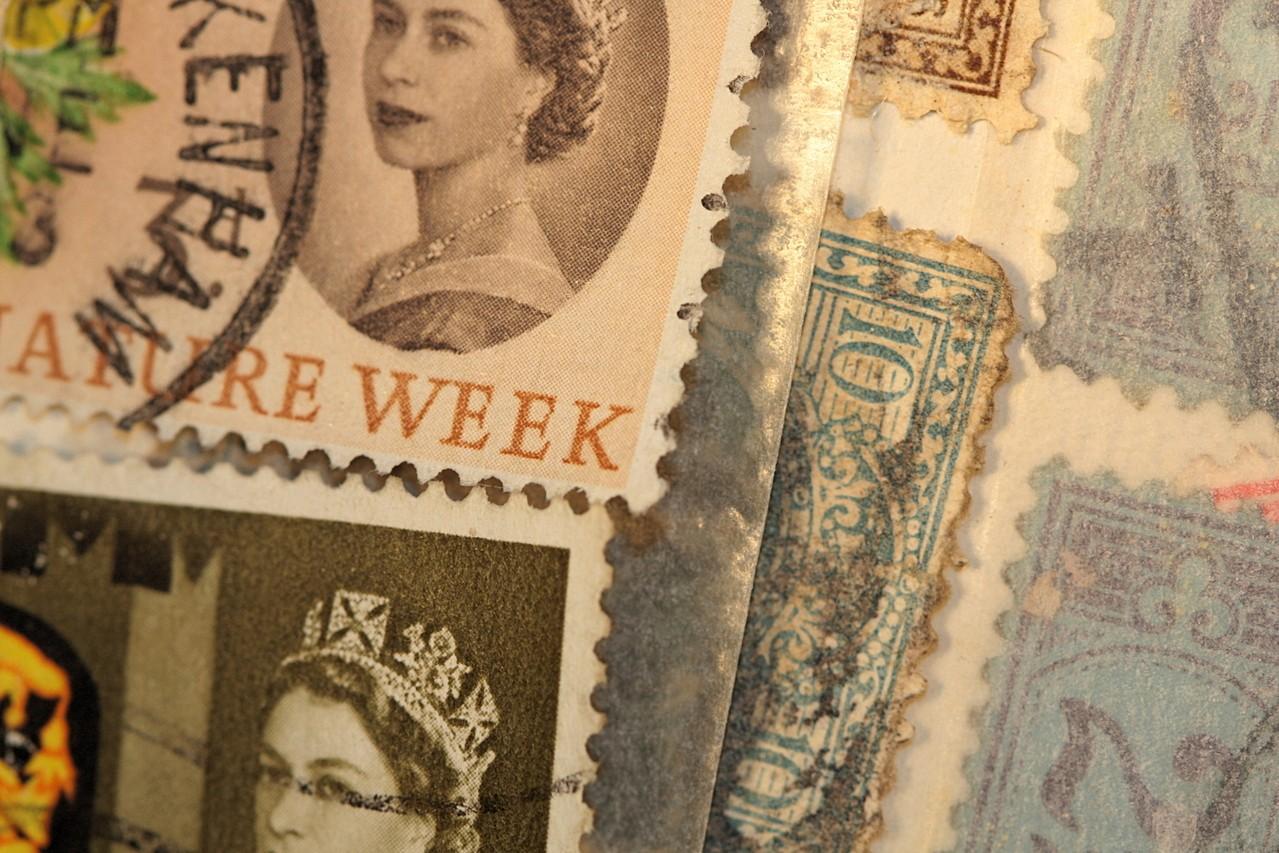 Zbieranie znaczków